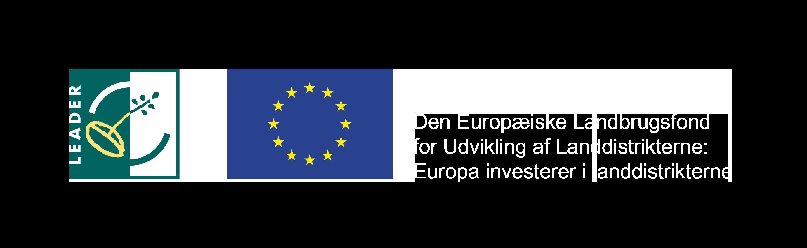 Den Europæiske landbrugsfond for udvikling af landdistrikterne.