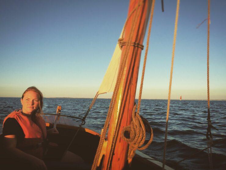 Limfjordens Sejlmageri Maria Øgaard Madsen