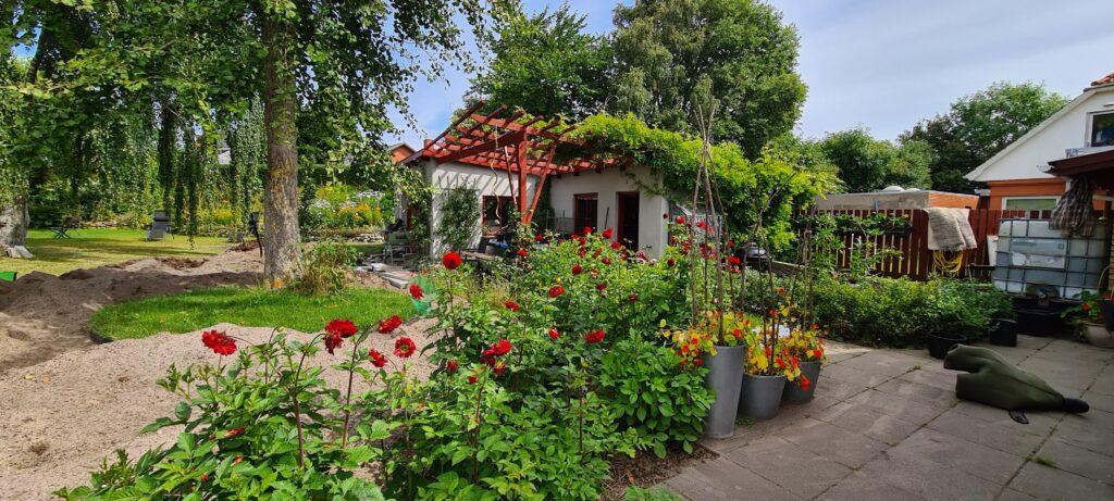 Peter og Inge Marie's have